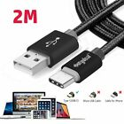 TYPE C cable 6 Foot Cable Charger Charging Fast for Samsung S8 S9 S10 Note 9 8