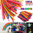 400pcs Party Long Animal Tying Making Balloons Twist Latex Balloon Diy Decor Usa