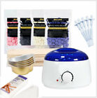 Hot Wax Machine Set Wax Beans Heater Warmer Kit Painless Hair Removal Depilatory