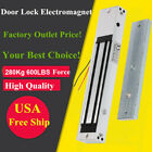 OWSOO Electric Magnetic Door Lock 350LB/600LB Holding Force for Access Control