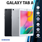 "Samsung Galaxy Tab A 2019 T295 8"" Silver Black 32gb Android Pc Tablet (wifi+4g)"