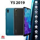 (new&unlocked) Huawei Y5 2019 Black Blue 2gb+32gb Dual Sim Android Mobile Phone