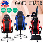 Gaming Chair Office Executive Computer Game Chairs Seating Racing Recliner New