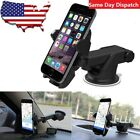 360° Car Windshield Mount Cradle Holder Stand For Cell Phone GPS iPhone 12 Pro