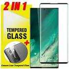 Hd Tempered Glass Screen + Camera Protector For Samsung Galaxy Note 20/20 Ultra