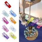 Pack Of 50pcs Wonder Clips For Sewing Quilting Crochet/ Fabric Craft Us Knitting