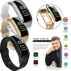 2 in 1 Bluetooth Smart Watch Fitness Tracker Headset for Samsung iPhone Huawei bluetooth Featured fitness for headset huawei iphone samsung smart tracker watch