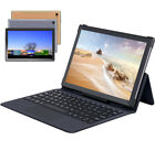 10.1 Inch Tablet Dual SIM PC Android 8.0 Octa-Core Wifi 4G Phablet with Keyboard