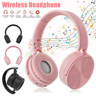 Kyпить Wireless Bluetooth 5.0 Headphone Stereo Noise Canceling Headset For Kids Girls на еВаy.соm