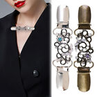 Brooches Collar Duck-mouth Clasps Sweater Shawl Clips Retro Cardigan Clip