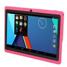 NEW 7 Inch Kids Tablet Android Quad Core Dual Camera WiFi + Education Game Gift