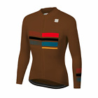 Sportful Wire Thermal CHOCOLATE 1120514-242 ROPA HOMBRE MAILLOTS MANGA LARGA