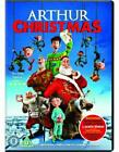 'Arthur Christmas Dvd (2012) Bill Nighy New