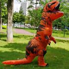 T-Rex Dinosaur Inflatable Costume Party Suit Outfits Suit For Kids To Halloween