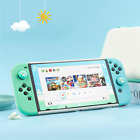 Cute Color Border Tempered Glass Full Screen Protector Film For Nintendo Switch