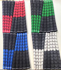 NEW dual compound golf grips standard midsize jumbo oversize pick size & colour