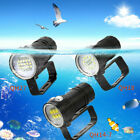 Super Bright Scuba Diving Flashlight LED Photography Video Light Underwater 200m