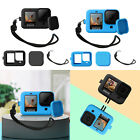 For GoPro Hero 9 Camera Sleeve Lens Cap Soft Protective Cover Frame Case Shell