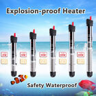 25 To 300W Aquarium Fish Tank Tropical Heater Thermostat Submersible Heating Rod