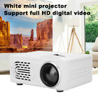 Portable Mini Projector LED 1080P Full HD Home Theater Cinema Video Projector GB