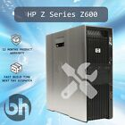 HP Z600 Cheap Configurable Workstation Inc Windows 10Pro - CPU/RAM/SSD/HDD/GPU