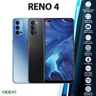 (new & Unlocked) Oppo Reno 4 Black Blue 8gb+128gb Octa Core Android Mobile Phone