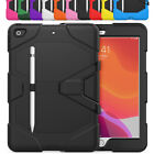 """For Apple iPad 10.2"""" 8th Generation 2020 Stand Shockproof Screen Protector Case"""