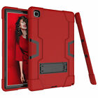 For Samsung Galaxy Tab A7 10.4 2020 T500 Military Armor Tablet Case Stand Cover