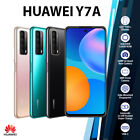 (new & Unlocked) Huawei Y7a Black Green Gold 4gb+128gb Android Mobile Phone