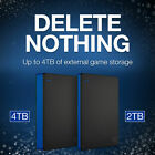 Seagate 2tb 4tb Portable Hdd Game Drive External Hard Drive For Ps4