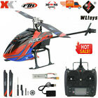 RTF RC Helicopter WLtoys XK K130 2.4G 6CH Brushless 3D6G Flybarless Helicopter