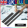More images of Aluminium Alloy Ruler Marking Metal Safety Cutting School Art Craft 20 / 30 / 45cm U