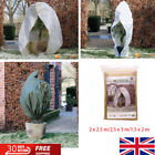 Nature Winter Fleece Cover with Zip Plant Protection Bag Protecting Plants PP