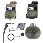 M67 Grenade Tactical Airsoft Game Props Toy Nylon Lifelike Dummy Model M-67