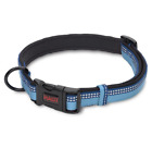 Halti Comfort Dog Collar, Blue, Purple