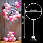 1/2 Set Balloon Column Arch Base Stand Display Kit Wedding Christmas Party Decor