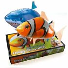 NEW Remote Control Inflatable Balloon Air Swimmer Flying shark Fish Radio Blimp
