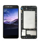 For LG Aristo 3+ PLUS LM-X220MB LCD Display Touch ± Frame Assembly Replacement