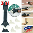 3 In1 Removal Caulking Tool Silicone Removal Scraper Tool Kit Sealant Replace Au