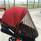 Baby stroller pushchair cart mosquito insect net safe mesh buggy crib nettinH5