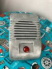 Single RCA ® DRIVE IN Movie Car Show Prop Speaker Casting With Red or Blue Knob
