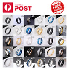 Titanium Stainless Men Women Fashion Universal Ring Rotatable Punk Classic Rings