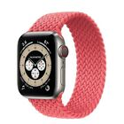 Bracelet pour Apple Watch 38mm 40mm 42mm 44mm Serie 6 5 4 3 2 SE Tresse Unique