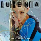 CHUNGHA - Querencia CD+200p Magazine+4Photocards+Poster+Free Gift+Tracking no.
