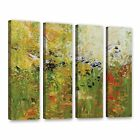 Allan Friedlander's 'Chester' 4-piece Gallery Wrapped Canvas  Extra Large