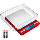 0.01-200/500g Digital LCD Electronic Balance Jewelry Food Weight Precision Scale