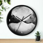 10 Wall Clock - Wolf #3 Wolves Spiritual Animal Wild Dog Lover Birthday Gift