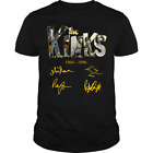 The Kinks Anniversary Thank You For The Memory Short Sleeve Cotton Shirt NN765