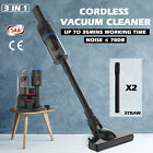 3in1 Vacuum Cleaner 150W Handheld Cordless Handstick Recharge Bagless 2 Speeds