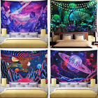 Fantasy Tapestry Psychedelic Mushroom Wall Hanging Home Decor Background Cloth